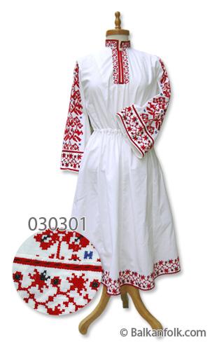 Шопска женска риза - софийска