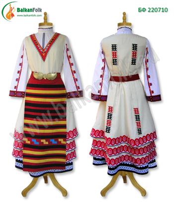 Женска странджанска носия